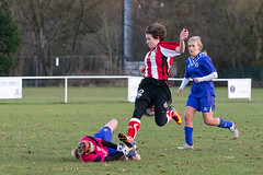 Altrincham LFC vs Stockport County LFC - December 2016-177 (MichaelRipleyPhotography) Tags: altrincham altrinchamfc altrinchamlfc altrinchamladies alty amateur ball community fans football footy header kick ladies ladiesfootball league merseyvalley nwrl nwrldivsion1south nonleague pass pitch referee robins shoot shot soccer stockportcountylfc stockportcountyladies supporters tackle team womensfootball