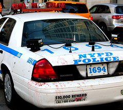 It's a Tough & Messy Job (The Stig 2009) Tags: nypd blues new york police dept department manhattan berry berries stains blood thestig2009 thestig stig 2009 2016 tony o tonyo