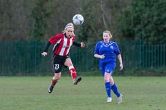 Altrincham LFC vs Stockport County LFC - December 2016-162 (MichaelRipleyPhotography) Tags: altrincham altrinchamfc altrinchamlfc altrinchamladies alty amateur ball community fans football footy header kick ladies ladiesfootball league merseyvalley nwrl nwrldivsion1south nonleague pass pitch referee robins shoot shot soccer stockportcountylfc stockportcountyladies supporters tackle team womensfootball