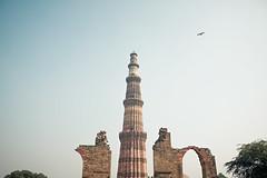 Qutub Minar, Delhi (Premnath Thirumalaisamy) Tags: qutub minar qutubminar delhi heritage architecture minimal northindia