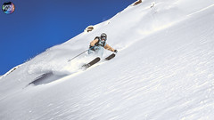 MGM @ Obergurgl (Snow Front) Tags: brob mgm photo rider cooperation dynafit icelantic leki osprey strafe volt snowfront snow winter powder sprayturn spraybomb turn spray sunny sun sky bluebird freeski freeride skiing