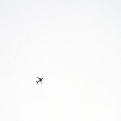 Plane (krkojzla) Tags: fly plane airplane minimalistic minimal minimalism minimalist simple simplicity white square squareformat norwegian