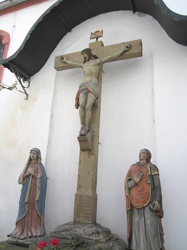 Kreuz am Kirchhof