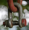 Shackle (radio53) Tags: shackle rope climbing metal panasonic lumix gx7 bowles kent