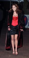 Brits Awards, 1999 (5) (adibudyono) Tags: 2000 velvetcoat tv pencilskirt pap fulllength files file female corset colourimage cleavage celebrity basque
