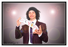 Close Up Magician (Lee Collings Photography) Tags: people closeup yorkshire leeds suit illusion shuffle westyorkshire playingcards maninsuit magician illusionist magicman cardtricks cardshuffle closeupmagician maninasuit oliverparker leedsmagician