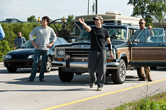 my jeep wagoneer is FAMOUS (tsorningold) Tags: location interstate plano kevincostner zacksnyder autumnfrost henrycavell clarkkentsupermanhenrycavill jonathankentkevincostner