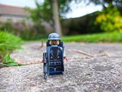 Sentinel (2013GEB) Tags: soldier lego military minifigure futuritic