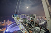 there can be only one (tomms) Tags: city bridge toronto skyline night downtown cityscape crane highlander skydome rogerscentre rooftopping