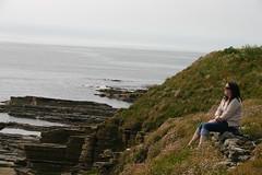 Mum (Owen H R) Tags: orkney mum owenhr