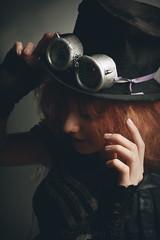 Grafik et Grafok ~ Japan Expo 2013 (Christopher Mark Perez) Tags: paris france fashion models lolita couture defile steampunk runwayshow japanexpo lolitafashion elinchrombx500ri japaexpo2013 celinebadarouxdeinzon