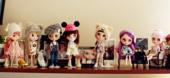 Happy Dolly shelf