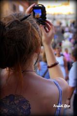... oggi tutto  moda (FranK.Dip) Tags: old portrait people roma eye canon donna gente poor explore occhi sguardo gaze ritra