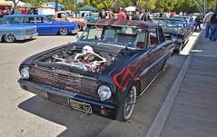 Stranger's BBQ (KID DEUCE) Tags: classic ford car club antique strangers bbq cc falcon hotrod lowrider streetrod ratrod customcar kustom 2013
