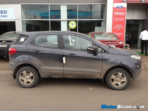 Ford Ecosport 1 5 Petrol Reviewford Ecosport 1 5 Petrol Manual Review