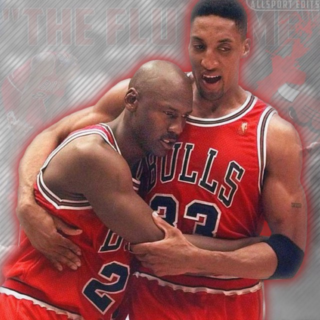 MJ flu game