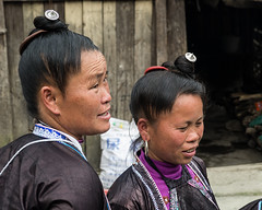People of TUO MIAO village (Rita Willaert) Tags: china handicraft embroidery tribes guizhou ricefields minorities southwestchina guizhouprovince autonomemiaodongprefectuur autonomemiaodongprefectuurqiandongnan tuomiaostylemiao tuomiaovillage