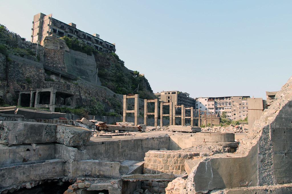 Gunkanjima Nagasaki