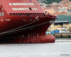 Bulbos de buques (8) (javier_cx9aaw) Tags: de shipyard shipbuilding bulbos proa puertovigo industrianaval astillerosconstrucciones cxaaw
