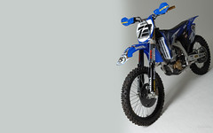 2006 Factory Yamaha YZ450F of Stefan Everts (Tony Blazier) Tags: race factory bikes works yamaha motocross supercross