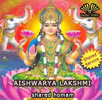 Aishwarya Lakshmi Shared homam