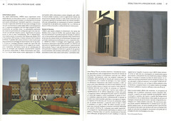 Talking about I-MESH on TENDA IN&OUT Sept/Oct. 2013 issue - pages 66-67 (I-MESH) Tags: architecture panels salonedelmobile natuzzi imesh ventilatedfacades universitiuav architecturaltextile sailmakerinternationalspa tendainout alessandropremier alikinwonderland demaniomarittimokm278 studiomarcopiva architettomarcopiva multiaxialgrid