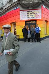 photoset: Vienna Open: Neubau Store (17.10. - 31.10.2013, Westbahnstrasse 22)