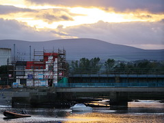 (turgidson) Tags: road ireland sunset mountains club strand studio lens four lumix construction raw zoom harbour 5 g version x panasonic telephoto developer micro pro scaffold boxing gym wicklow f28 bray dmc thirds redevelopment vario m43 silkypix gh2 strandroad 35100mm 35100 mirrorless 50450 lumixg p1170026 microfourthirds panasonicgh2 panasoniclumixdmcgh2 silkypixdeveloperstudiopro5 brayboxinggym panasonic35100 panasoniclumixgxvario35100mmf28 hhs35100