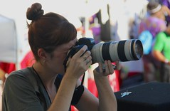 A real photographer (LarryJay99 ) Tags: camera city people urban face canon lens hands bokeh westpalmbeach things fl alzheimers cameraman phographer alz canonefs18135mmf3556is ilobsterit