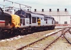 Trainload Coal (ee20213) Tags: doncaster 375 class37 37699 doncasterworks trainloadcoal 37253 d6953