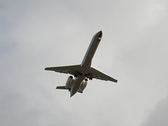 Chautauqua ERJ 145LR (geognerd) Tags: airplane jet airliner unitedexpress chautauquaairlines 145345 n275sk embraererj145lr