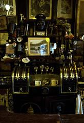 McSorely's Ale House (www.alexdewars.blogspot.com) Tags: new york house bar vintage pub village sink manhattan sony ale east taps oldest a77 mcsorelys
