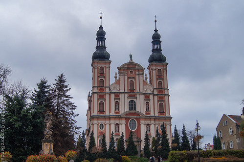 Otmuchów - St. Nicholas and Francis Xavier Church