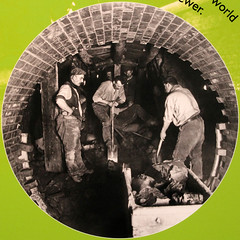 sewer exhibit (Leo Reynolds) Tags: canon eos 50mm f45 photograph 7d squaredcircle iso1600 hpexif 0017sec xleol30x sqset100 xxx2013xxx
