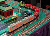 Newport on the Levee Christmas Show 2013 (dougwolf photography) Tags: lego newportonthelevee
