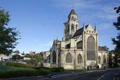 Église Saint-Étienne-le-Vieux, Caen (Selbymay) Tags: church église caen 2013 saintétiennelevieux