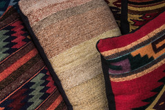 IMG_6196.jpg (Mo & Mai Designs) Tags: red southwest pattern taos textiles neutral