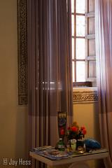 Riad Enija (Jay Hess) Tags: window canon morocco marrakesh 28135mm riadenija 2013 eos7d marrakeshtensiftelhaouz