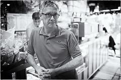 2013 343 (Nigel Bewley) Tags: uk portrait england blackandwhite blur london blackwhite mod december bokeh soho indoors 365 everyday coffeebar fredperry baritalia frithstreet creativephotography unlimitedphotos bryanwebb december2013 2013yip