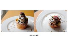 Conte de Fe  (AppleMegumi) Tags: food cake canon de dessert afternoon tea strawberries puffs fe 50mmf18 conte 450d