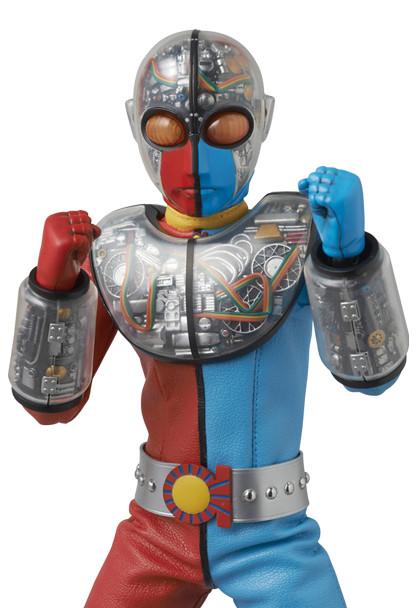 RAH DX《人造人間KIKAIDER01》