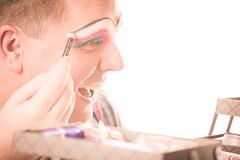 Kohl (Fairy_Nuff (new website - piczology.com!)) Tags: make up pencil soft katy transformation stevens rob nurse transition dame pantomime transform panto kohl coughdrop msh0114 weslhot msh011411