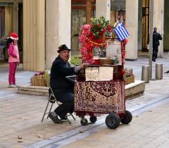 Λατέρνα, Αρχόντισσα και Kυρά των Δρόμων. (Barrel Piano) (Tenia Prokalamou) Tags: organgrinder streetorgans λατέρνα λατερνατζήσ οργανοπαίχτησ ringexcellence dblringexcellence tplringexcellence eltringexcellence greekbarrelpiano αρμάοσ