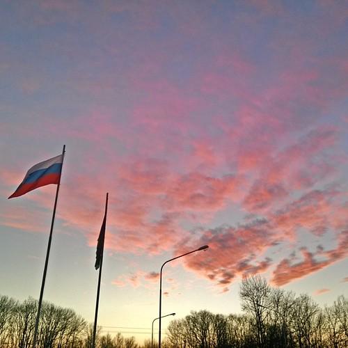 #закат #sunset #hdr