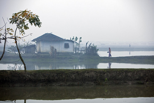 A scenery in Khulna, Bangladesh. Photo by Felix Clay/Duckrabbit.