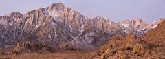 Sierra Nevada (Images In Light) Tags: whitney portal mtwhitney sierranevada lonepine