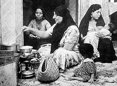 02_Egypt - Egyptian Family (usbpanasonic) Tags: family muslim islam egypt culture nile cairo meal nil egypte islamic  caire moslem egyptians egyptiens