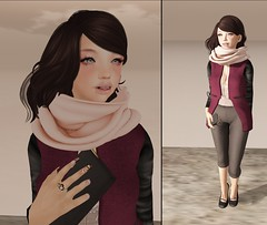 untitled (+Cocoro+) Tags: fashion truth olive secondlife leonard ikon loudmouth theattic tsg kyoot candymountain slink sysys candynail beetlebones kitjacherie theseasonsstory