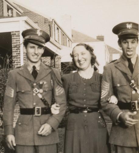 Military High School Uniform