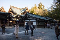 Ise Shrine (7) (evan.chakroff) Tags: japan shrine ise ksa iseshrine mieprefecture evanchakroff chakroff ksajapan2013